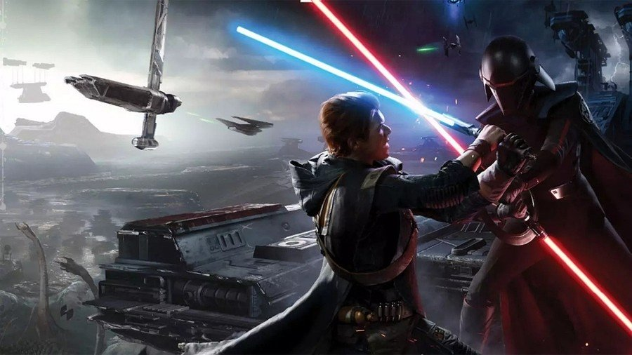 Star Wars Jedi: Fallen Order Reviews - Zusammenfassung von PS4 PlayStation 4