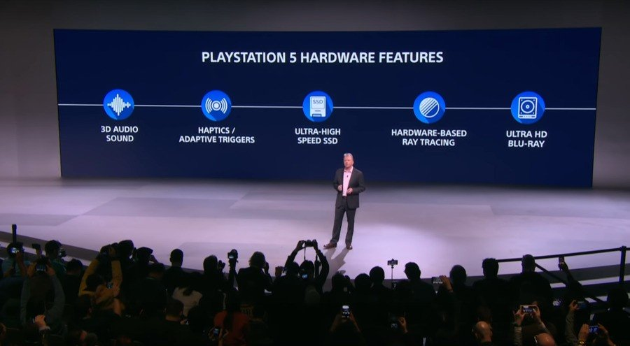 PS5 PlayStation 5-Spiele Sony Promise CES 2020