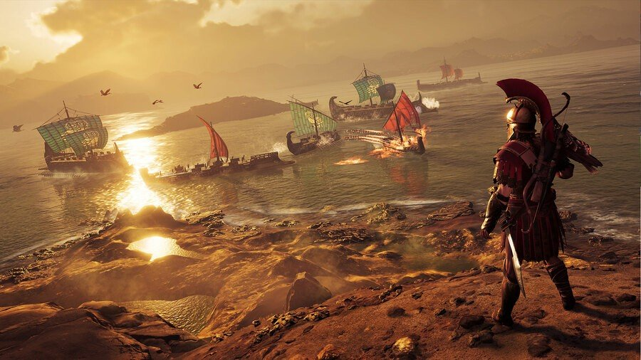 Assassin's Creed Odyssey Kostenlose PS4