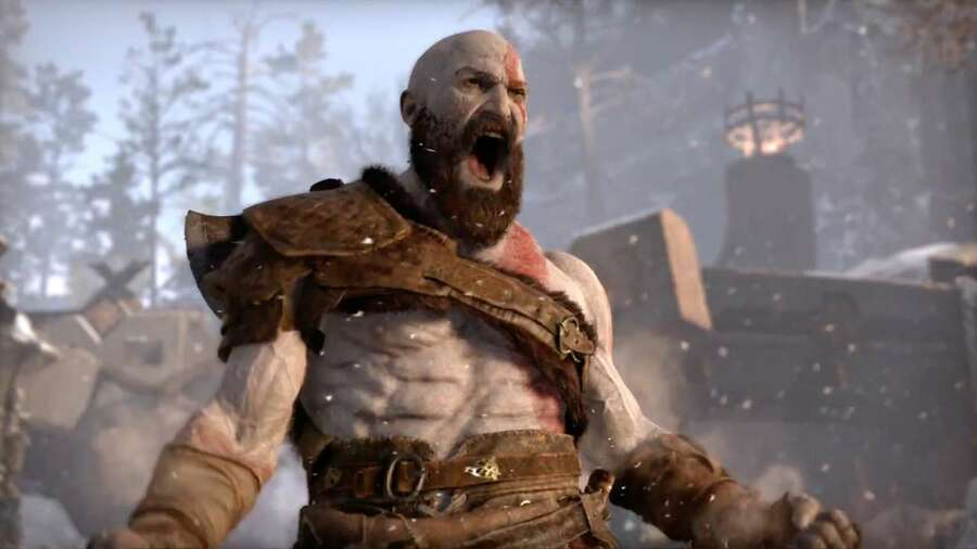 God of War PS5 PlayStation 5 Sony 1