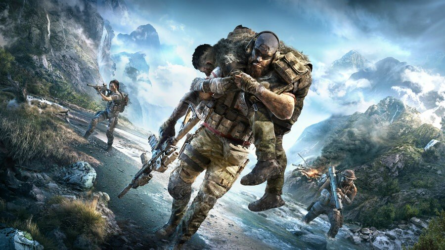 Ghost Recon Breakpoint PS4 PlayStation 4 1
