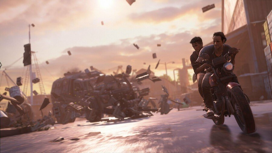Uncharted 4: Das Ende eines Diebes PS4 PlayStation 4 3