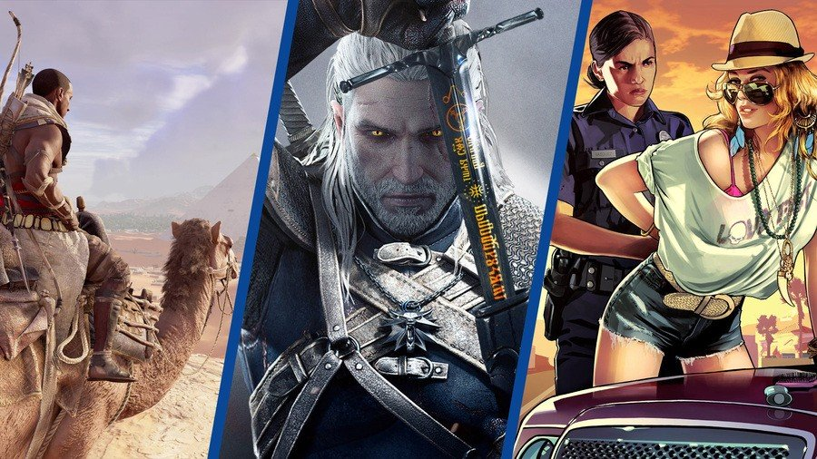 Bester PS4 Open World Games-Leitfaden für PlayStation 4