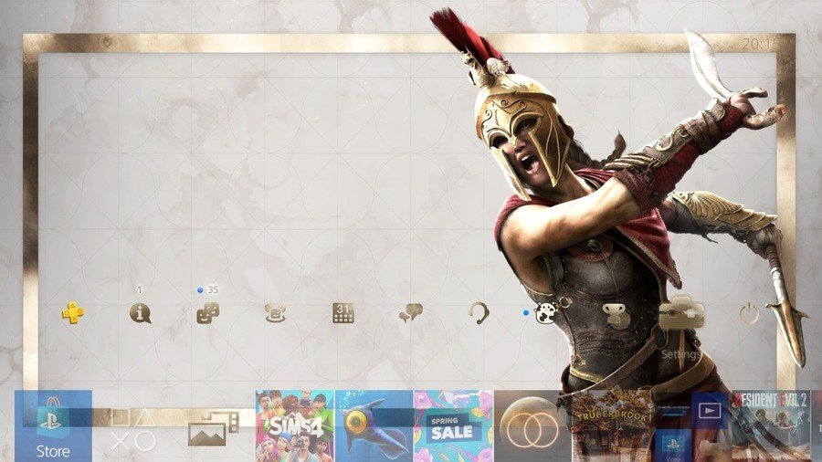Assassins Creed Odyssey Theme
