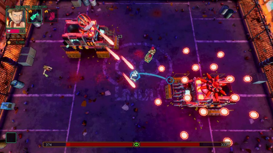 HyperParasite Review - Screenshot 1 von 8