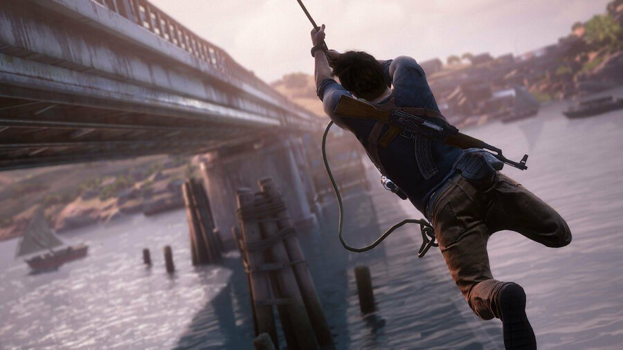 Uncharted 4: Das Ende eines Diebes PS4 PlayStation 4 1
