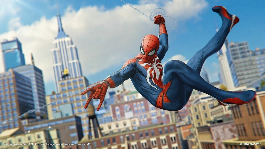 Marvels Spider-Man PS5 PlayStation 5 1