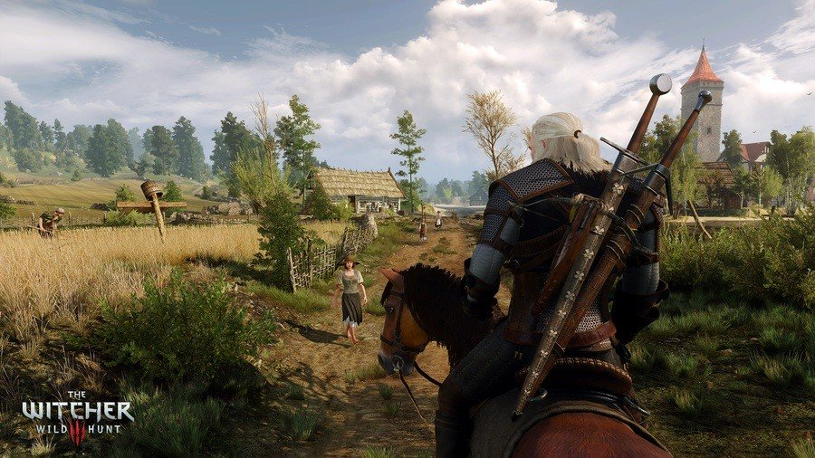 The Witcher 3 Interview 6