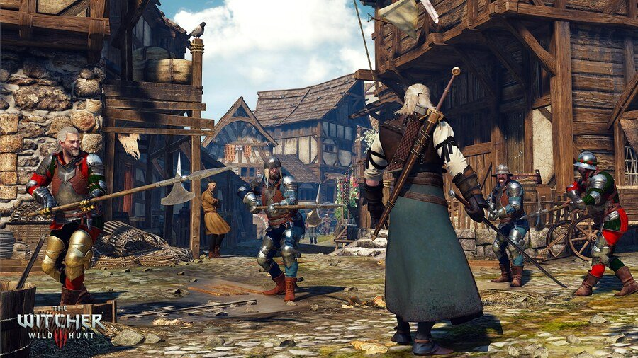 The Witcher 3 Interview 4