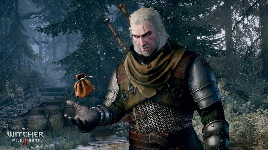 The Witcher 3 Interview 5