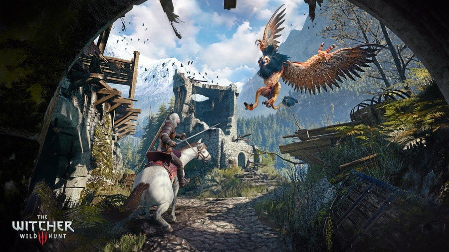 The Witcher 3 Interview 3