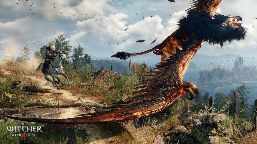 The Witcher 3 Interview 2
