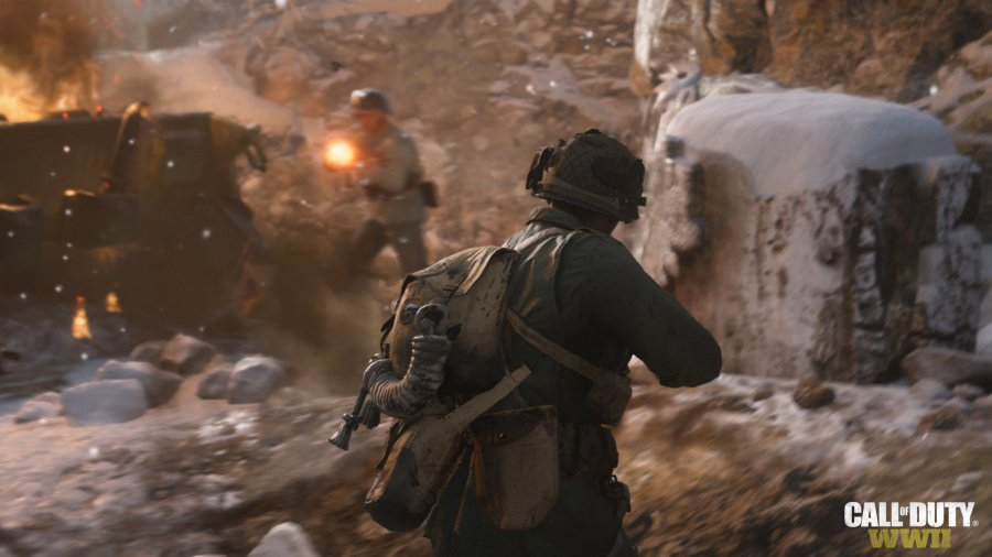 Call of Duty: WWII Review - Screenshot 3 von 5