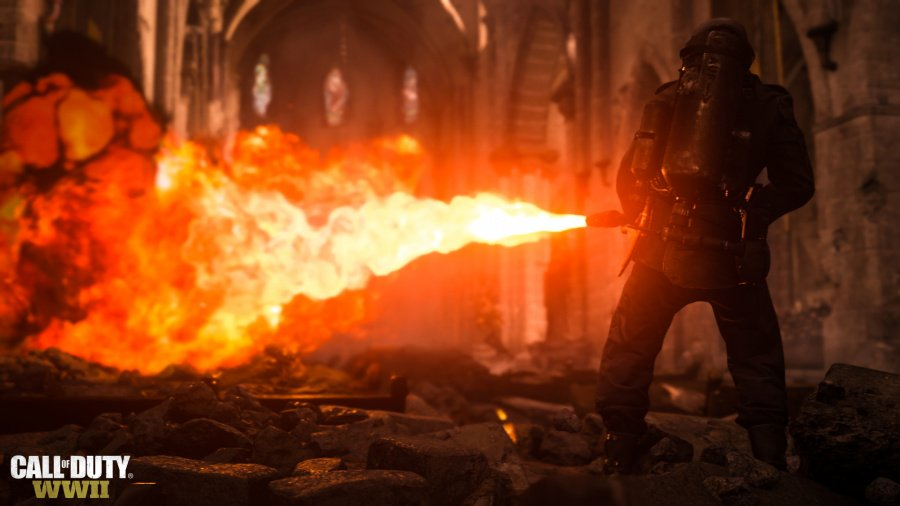 Call of Duty: WWII Review - Screenshot 4 von 5