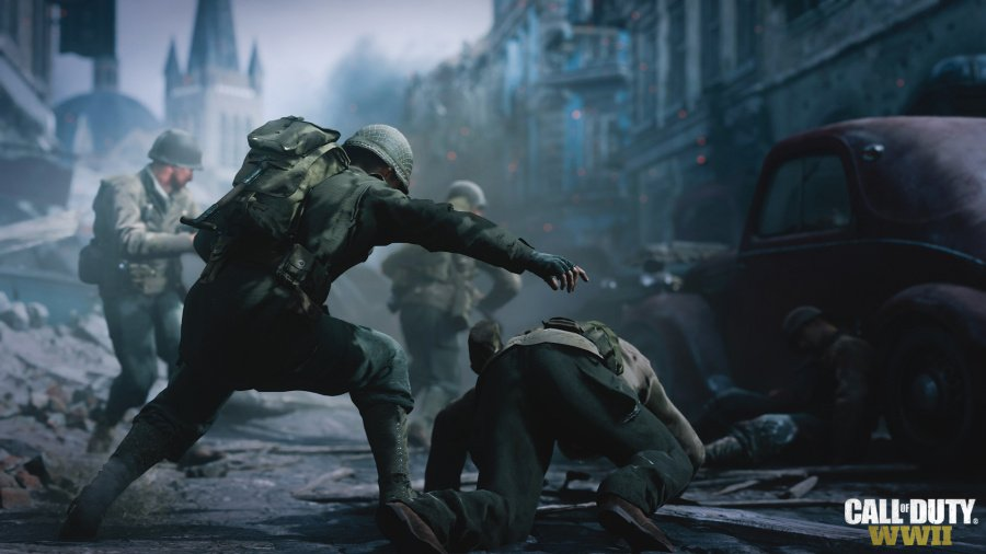 Call of Duty: WWII Review - Screenshot 5 von 5
