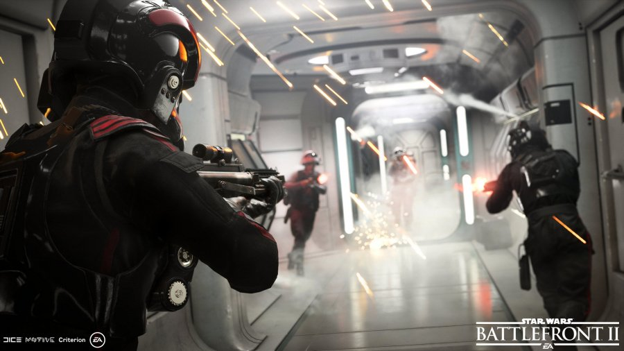 Star Wars Battlefront 2 Review - Screenshot 3 von 5