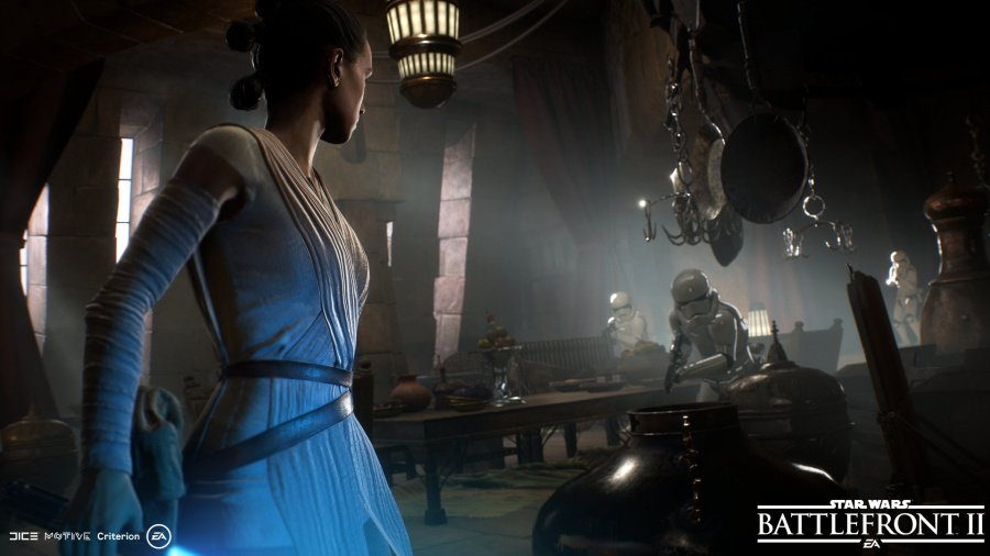 Star Wars Battlefront 2 Review - Screenshot 4 von 5