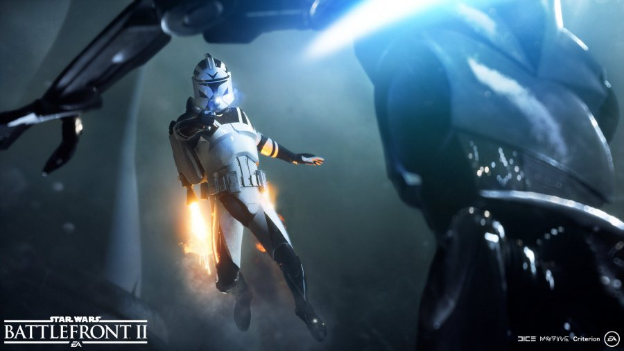 Star Wars Battlefront 2 Review - Screenshot 2 von 5