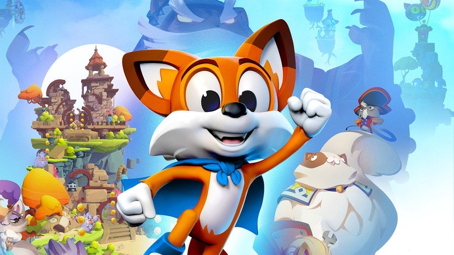Neue Super Lucky's Tale PS4