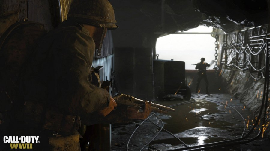 Call of Duty: WWII Review - Screenshot 1 von 5