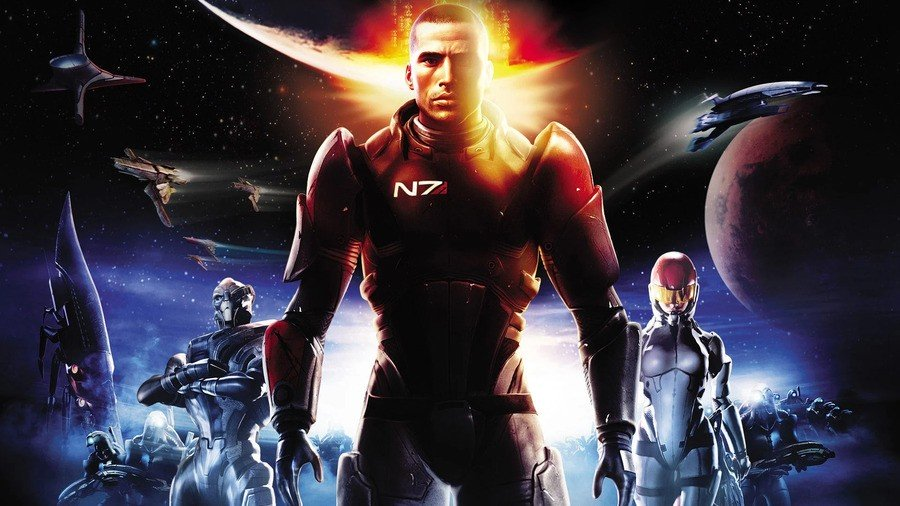 Neue Mass Effect Bioware