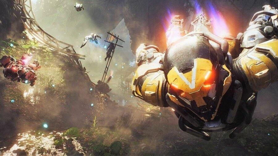 ANTHEM PS4 PlayStation 4