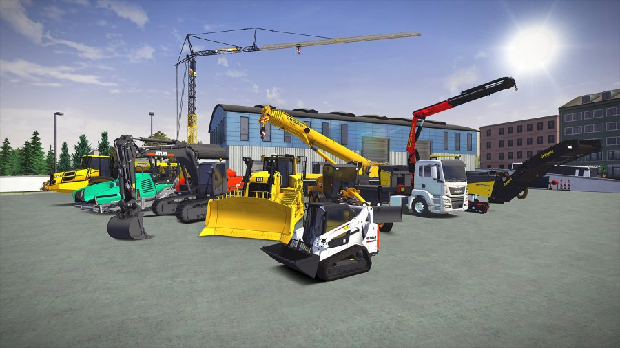 Construction Simulator 3 Review - Screenshot 1 von 7