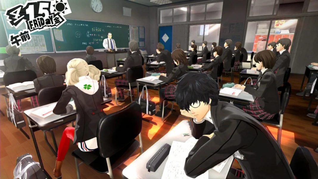 Persona-5-Royal-Classroom-Exam-Answers