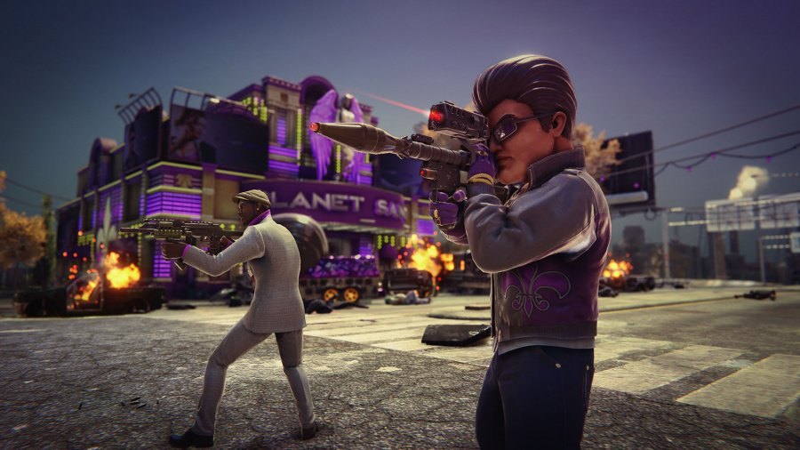 Saints Row The Third Remastered Review - Screenshot 1 von 3
