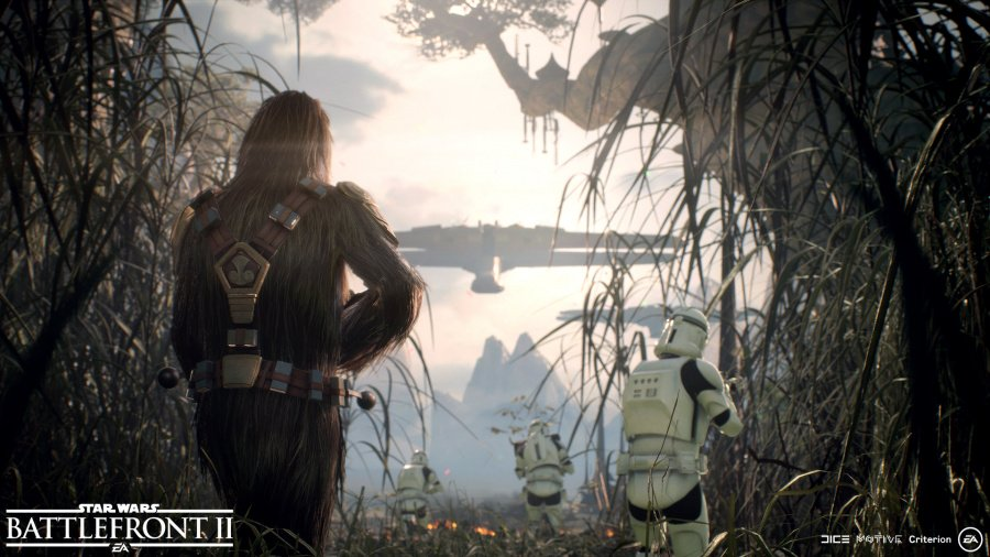 Star Wars Battlefront 2 Review - Screenshot 1 von 5