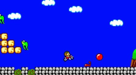 Alex Kidd in der Miracle World DX PS4 PlayStation 4 4