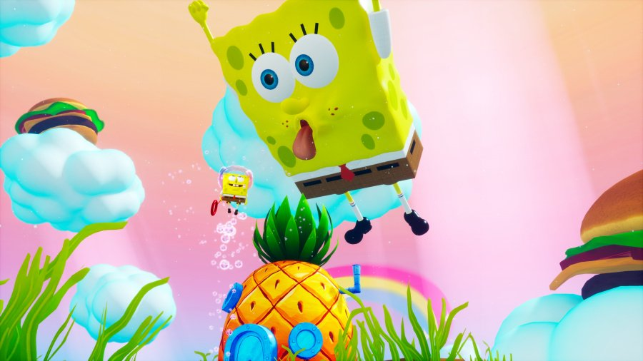 SpongeBob Schwammkopf: Battle for Bikini Bottom Rehydrated Review - Screenshot 2 von 3