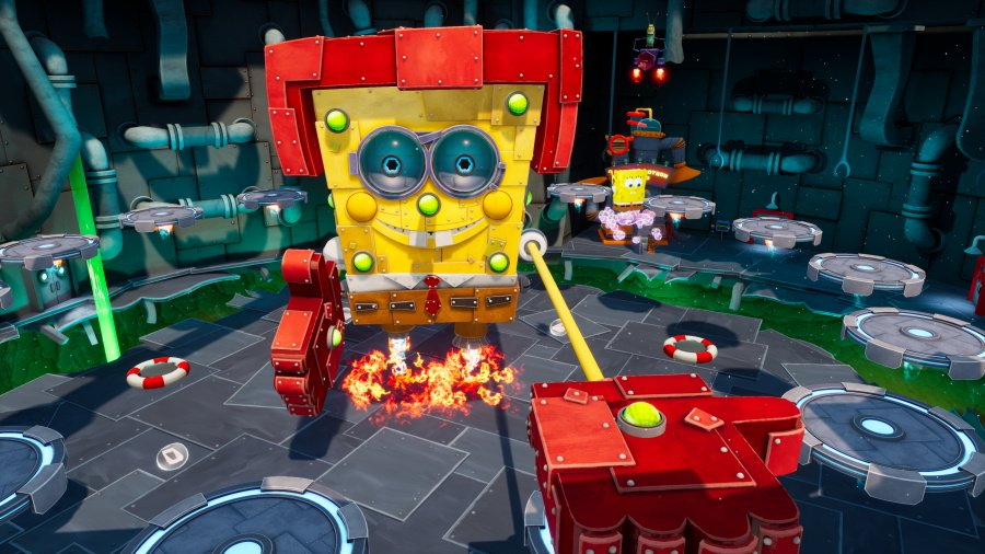 SpongeBob Schwammkopf: Battle for Bikini Bottom Rehydrated Review - Screenshot 3 von 3