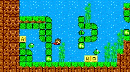 Alex Kidd in der Miracle World DX PS4 PlayStation 4 2