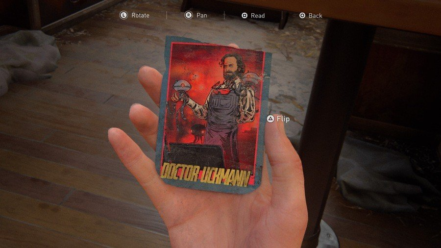 Der Letzte von uns 2 All Trading Cards Locations Guide
