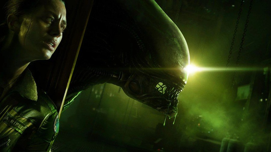 Alien Isolation Ps4 Playstation 4