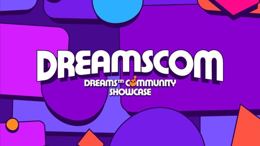 Media Molecule kündigt DreamsCom an, eine In-Game-Ausstellung für Community-Kreationen in Dreams