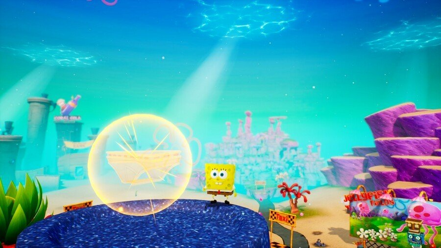 SpongeBob Schwammkopf Kampf um den Bikini Bottom Rehydrated Golden Underwear Guide PS4 PlayStation 4