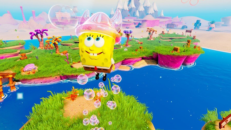 SpongeBob Schwammkopf Kampf um Bikini Bottom Rehydrated Guide PS4 PlayStation 4 1