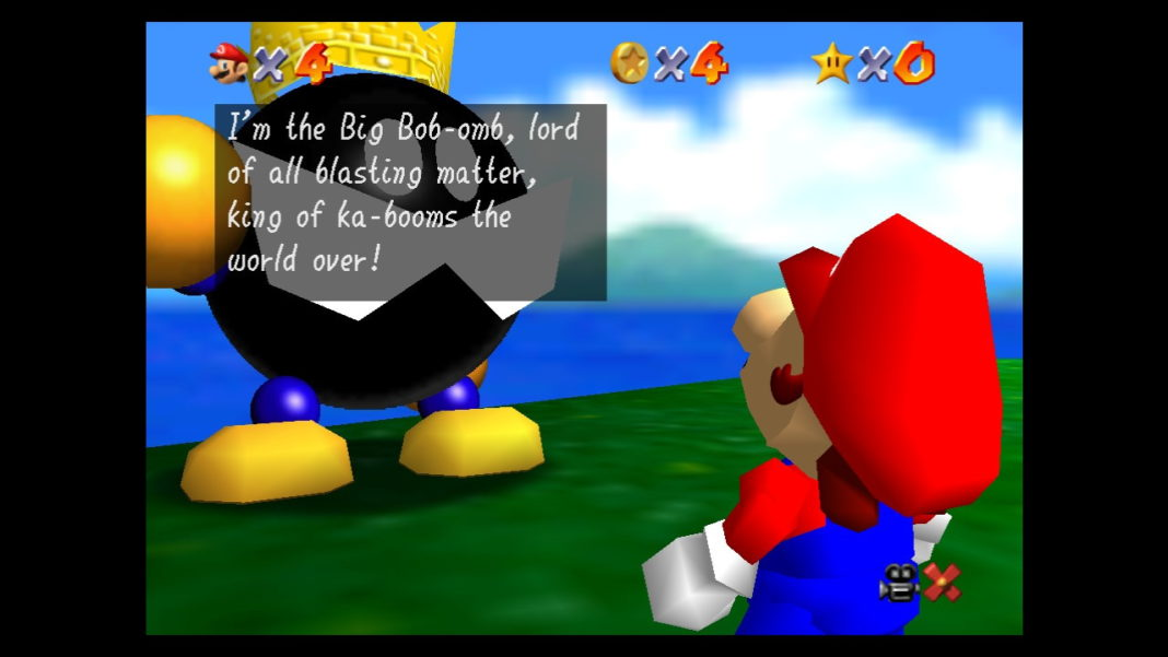 Super-Mario-64-How-to-Beat-Big-Bob-Bomb