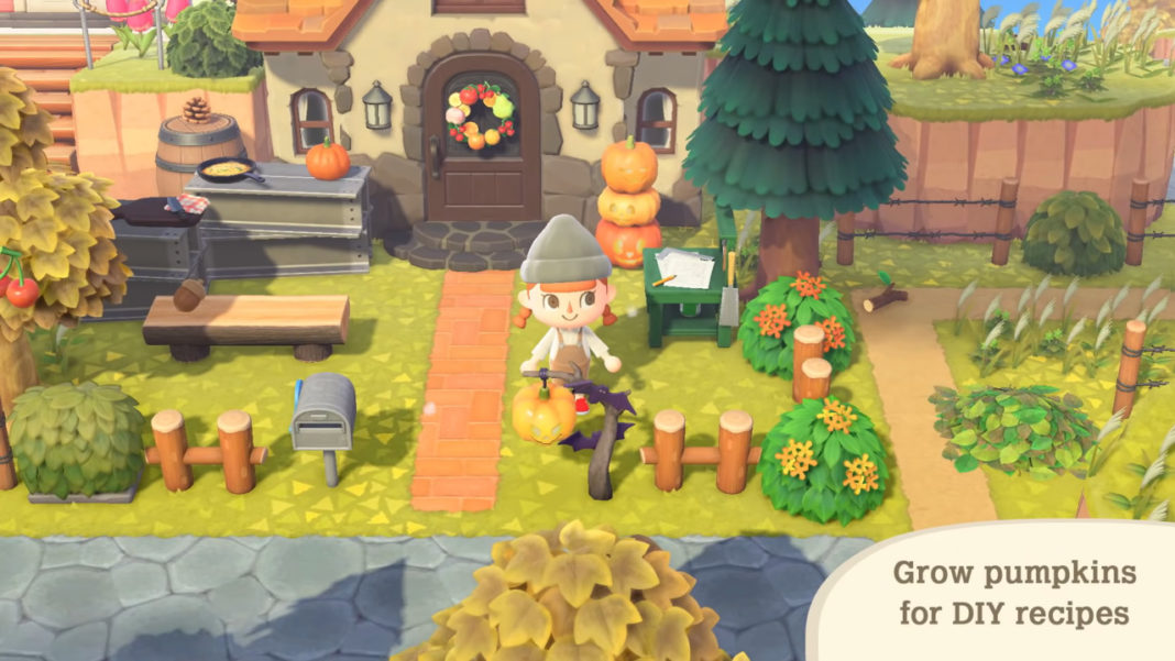 Animal-Crossing-New-Horizons-Pumpkin-DIY-Recipes