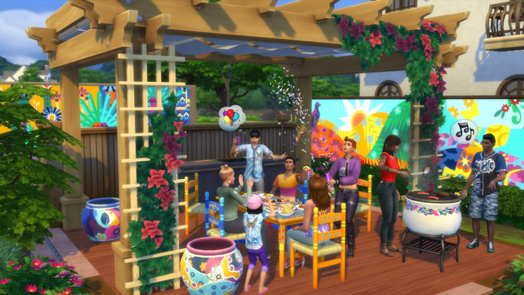 The-Sims-4-October-Update-Hispanic-Heritage-Month