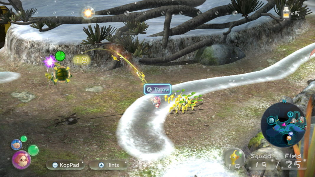 Pikmin-3-Deluxe-How-to-get-Yellow-Pikmin-and-What-do-they-do