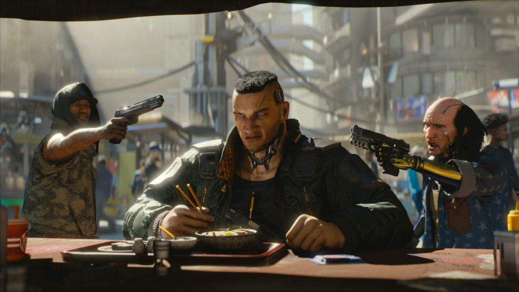 Cyberpunk-2077-How-to-Pick-Up-Items-and-Cards