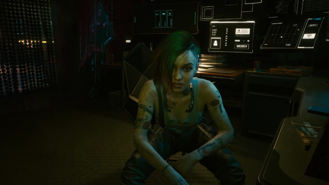 Cyberpunk-2077-How-to-Romance-Judy