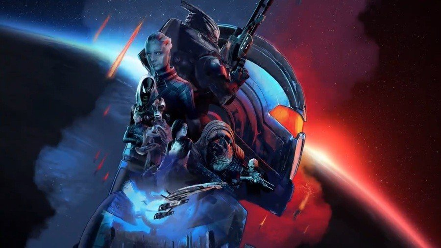Mass Effect PS4 PlayStation 4 1