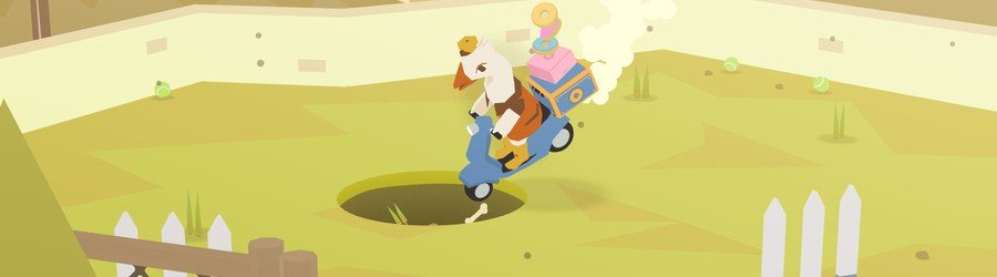 Donut County (PS4)