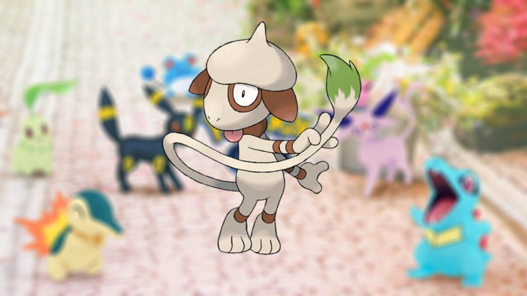 Pokemon-GO-–-How-to-Catch-Smeargle-for-the-Johto-Collection-Challenge