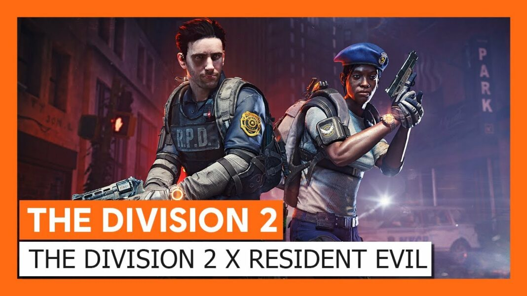 division-2-resident-evil-outfits