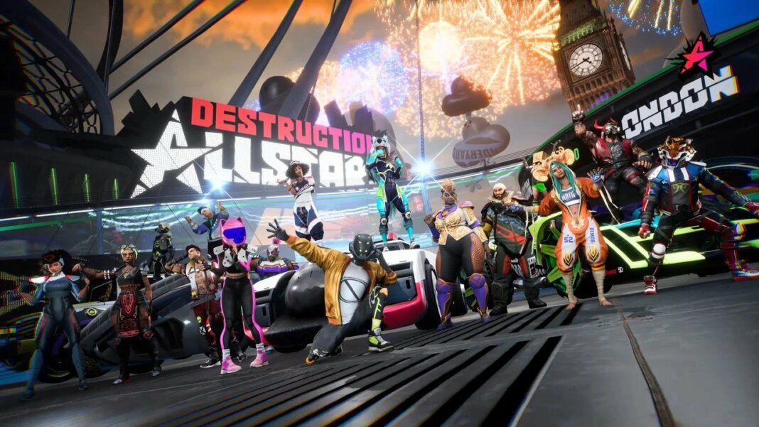 Destruction AllStars: All Characters, Abilities, and Breakers Explained